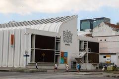 Finanskriets påverkar offentlig service i Rio de Janeiro royaltyfria foton