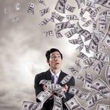 finansowa burza Zdjęcie Stock