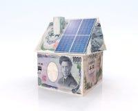 finansowania Japan system Obrazy Royalty Free