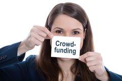 finansowanie - forma pieniężna inwestycja Obrazy Stock