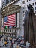 finansowego okręgowy nowego jorku Obraz Stock