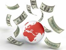 finansowy świat ilustracja wektor