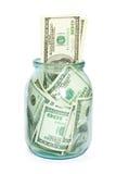finansuje pieniądze obraz stock