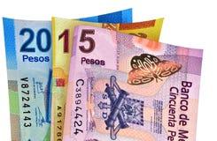 Finanz-Mexiko 2015 Stockbild
