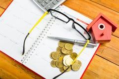 finanza Fotografie Stock Libere da Diritti