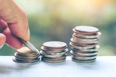 Finanza di affari immagini stock