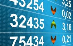 Finanzas stock de ilustración