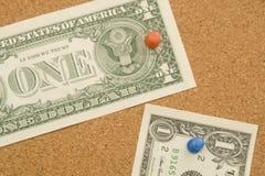 Finanzas Fotografía de archivo libre de regalías