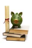 Finanzas de la educación imagen de archivo libre de regalías