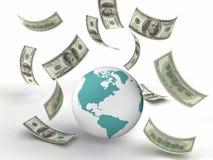 Finanzas del mundo libre illustration
