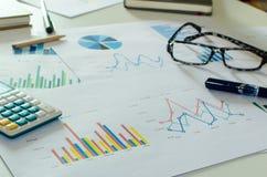 Finanzas del negocio, considerando imagen de archivo