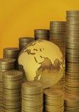 Finanzas globales Fotos de archivo