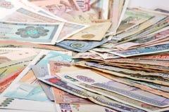 Finanzas internacionales fotos de archivo libres de regalías