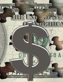 Finanzas modernas ilustración del vector