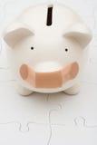 Finanzas personales de comprensión Imagen de archivo