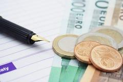 Finanze Fotografie Stock Libere da Diritti