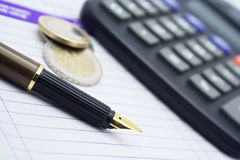 Finanze Fotografia Stock