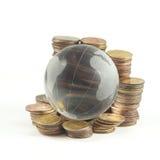 Finanze del mondo Immagini Stock