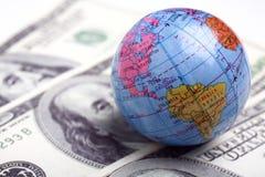 Finanze internazionali Immagine Stock Libera da Diritti