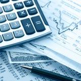 Finanzen Stockbild