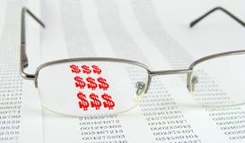 Finanzen Lizenzfreies Stockfoto