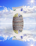 Finanzferien Stockfoto