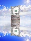 Finanzferien Lizenzfreie Stockfotos