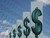 Finanzfreiheit Lizenzfreie Stockfotos