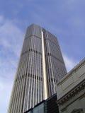 Finanzgebäude stockbild
