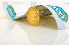 Finanzgelegenheiten Stockfotografie