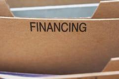 Finanziamento Fotografie Stock