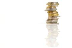 Finanziario-analisi dei dati Immagini Stock