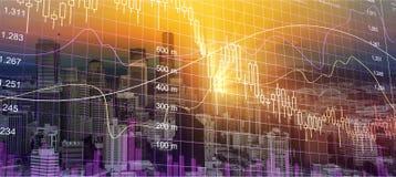 finanziell stockfotografie