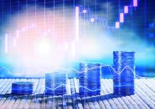 finanziell stockfotos
