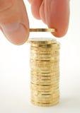 Finanzielle Investitionen. Stockfotos