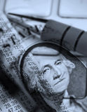 Finanzielle Investitionen Stockfoto