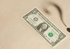 Finanziert Auffassung stockbild