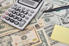 Finanzierung Lizenzfreies Stockfoto