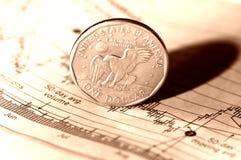 Finanzierung Lizenzfreies Stockbild