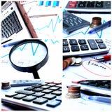 Finanzierung Stockfoto