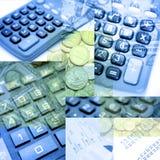 Finanzierung stockfotografie