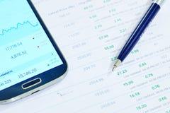 Finanzinvestierung lizenzfreie stockbilder