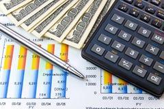Finanzkonzept Stockfotos