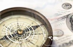 Finanzkonzept der Investition Stockfoto