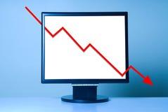 Finanzkrise Stockbild