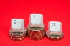 Finanzmeisterschaft Lizenzfreie Stockfotografie