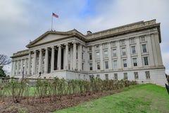 Finanzministerium Lizenzfreie Stockfotos