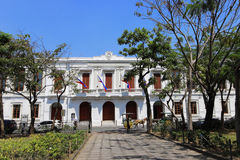 Finanzministerium, Manila, Philippinen Lizenzfreies Stockbild