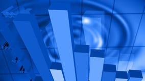Finanznotfall-Hintergrund Lizenzfreie Stockfotos