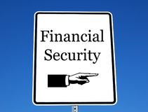 Finanzsecurit Stockfotos